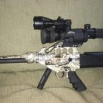 Night Scope mounted
